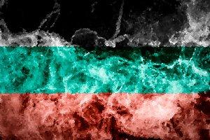 National flag of Bulgaria