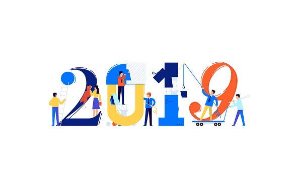 Cover New Year 2019