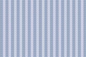 Blue striped knitwear pattern