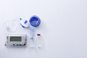 insulin pump set