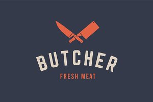 Logo for Butchery meat