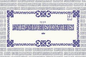 1550 Arabesques TTF
