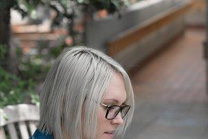 Woman Lifestyle Portrait Shoot 4