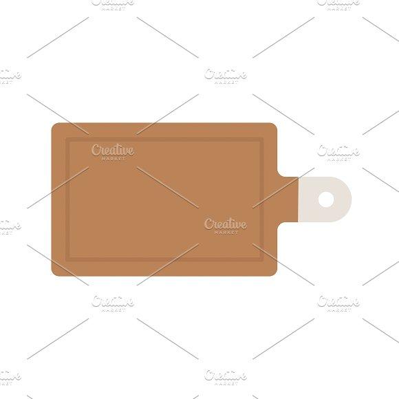 Cutting Board Cooking Utensils Graph
