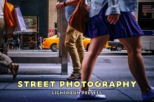 Street Photography Lightroom Presets