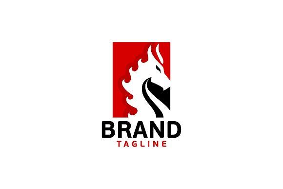 Red Dragon Logo Design