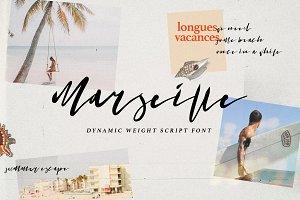 25% OFF Marseille - Dynamic Script