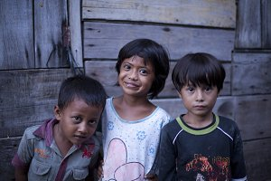 Young Kids in Indonesia