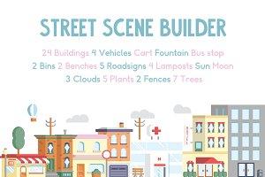 Street Scene Builder