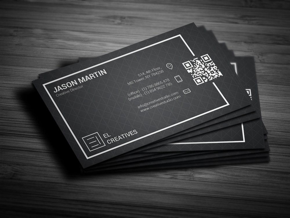Corporate Simple Business Card Business Card Templates