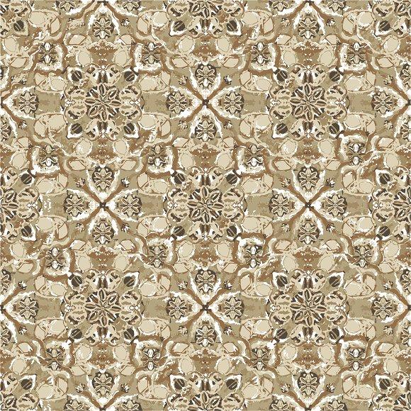 Exotic Ornate Pattern