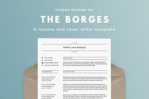 The Borges Resume Set