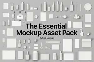 Massive Mockup Bundle Over 90+