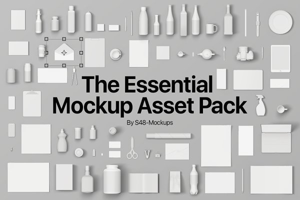 Massive Mockup Bundle Over 90+