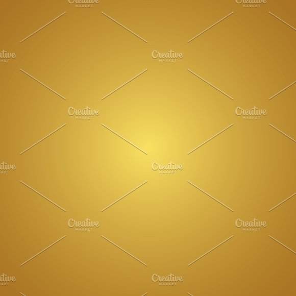 Luxury Gold Studio Room Background With Spotlights Well Use As Business Backdrop Template Mock Up For Display Of Product Illustration