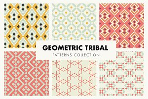 Geometric Tribal Patterns