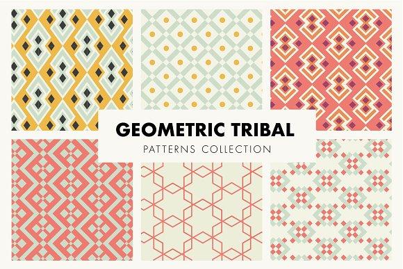 Geometric Tribal Patterns