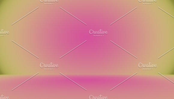 A Soft Vintage Gradient Blur Background With A Pastel Colored Well Use As Studio Room Product Presentation And Banner