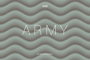 Army | Soft Abstract Wavy Bgs