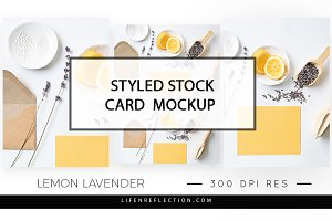 Styled Photography Mockup