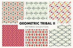 Geometric Tribal II Patterns
