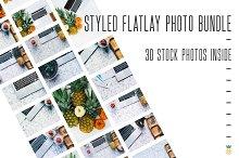 Styled Flatlay Bundle - 30 photos