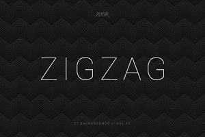 ZigZag | Seamless Abstract Bgs | V03