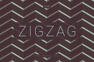 ZigZag | Seamless Abstract Bgs | V02