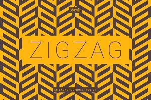 ZigZag | Seamless Abstract Bgs | V01