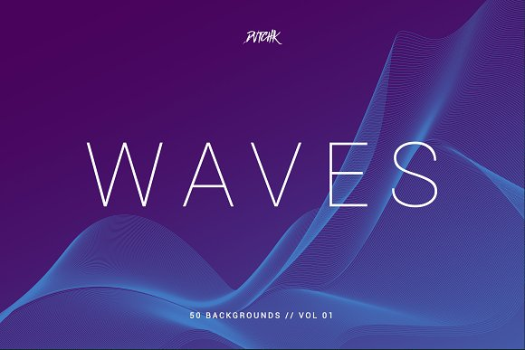 Waves Network Lines Bgs V01
