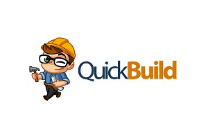 Quick Build Logo