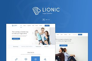 Lionic - Online Finance & Legal PSD