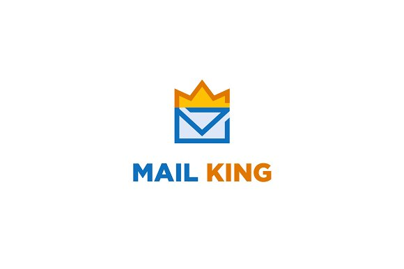 Mail King Logo