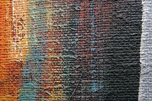 Painted Canvas  Texture / Surface