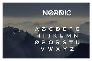 Nordic | Scandinavian Alphabet