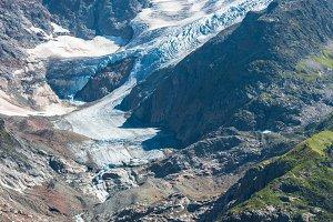 Sustenpass in Swiss Alps