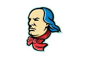 Benjamin Franklin Mascot