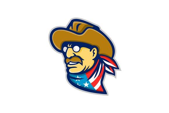 Theodore Roosevelt Jr Mascot