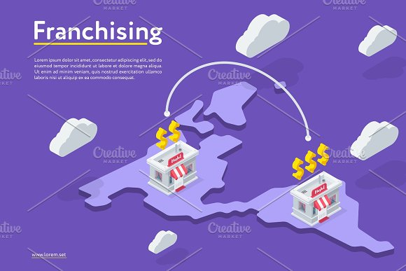 Franchising Stores On The Map