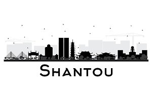 Shantou China Skyline