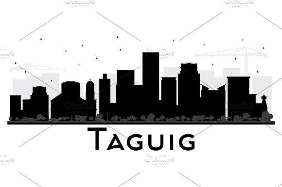 Taguig Philippines Skyline