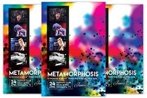 Metamorphosis Flyer