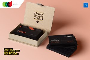 Dark - Business Card 57