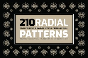 Radial Patterns Kit