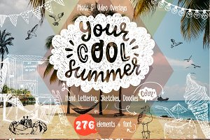 Your Cool Summer Overlays