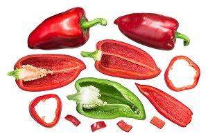 Grueso de Plaza peppers