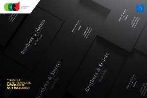 Dark - Business Card 58