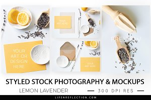 Styled Stock Photography and Mockups