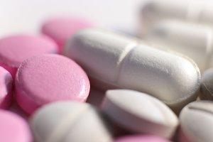 Pharmacy Pills Background