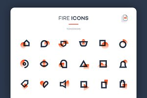 Gradient Icon Set